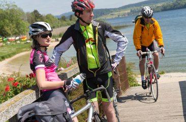 27/05/2015 - LAC ST POINT - DOUBS - FRANCE -  Cyclo lac St Point      - Photo Laurent CHEVIET©